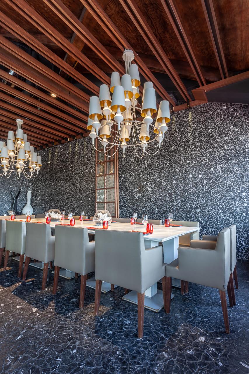 Restaurant Barcelona Salo Privat